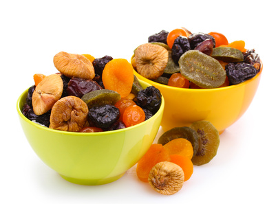 Reife Papaya schmecken als Obstsalat