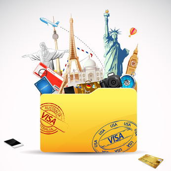 Ein Visum muss vor der Einreise beantragt werden