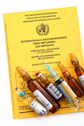 Impfschutz nicht vergessen