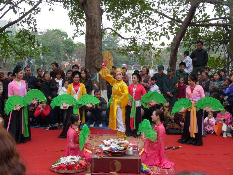 Vietnam feiert zahlreiche Feste